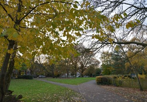 Jesień w Londynie