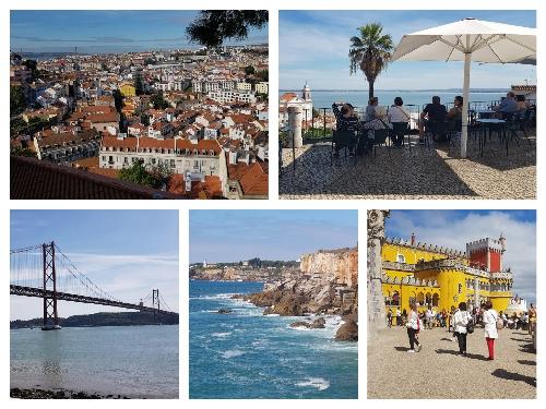 Lizbona i okolice