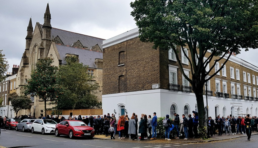 Wybory RP w Londynie