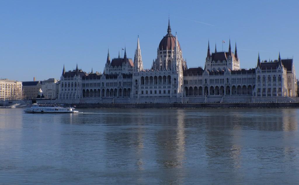 Budapeszt 12, Parlament widziany z Budy