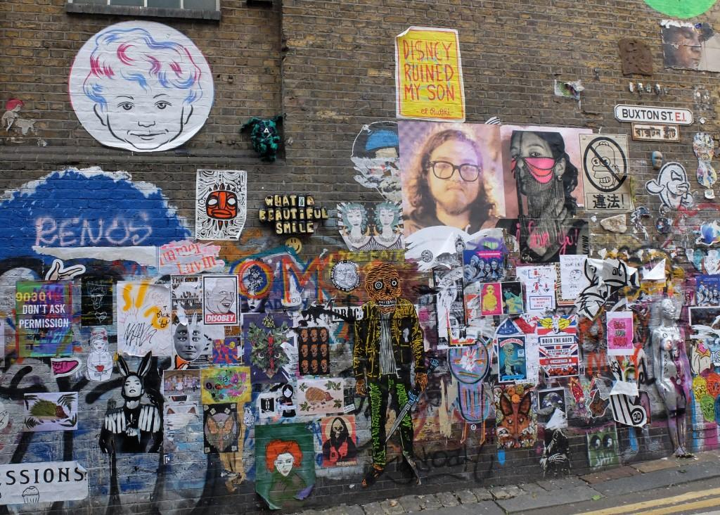 Londyn, Brick Lane