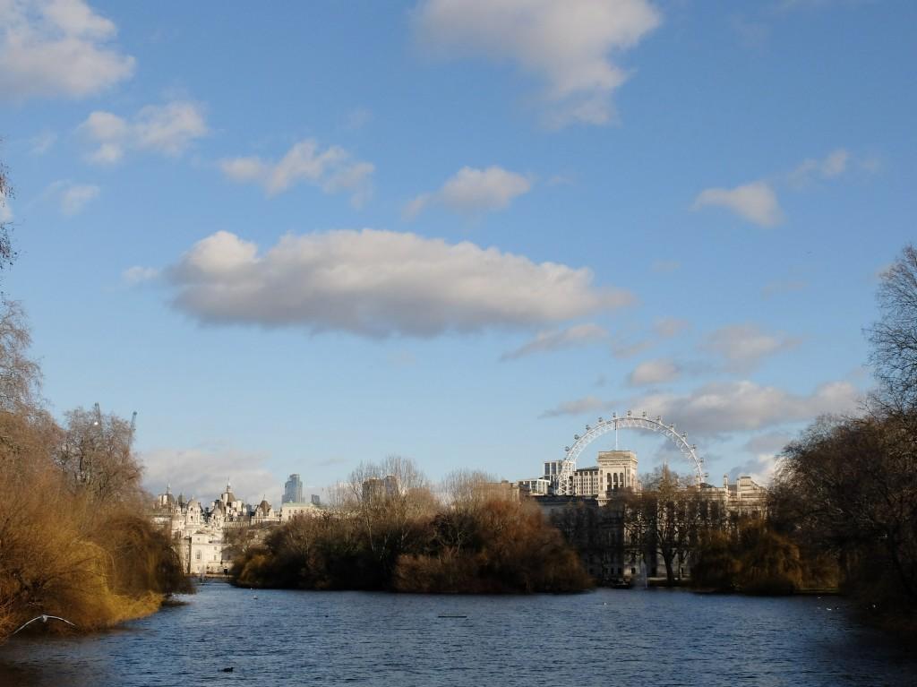 Londyn, Park