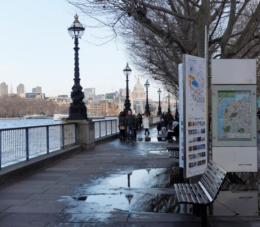 Przedświąteczny Londyn