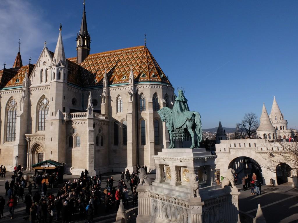 Budapeszt, Kościół św. Macieja