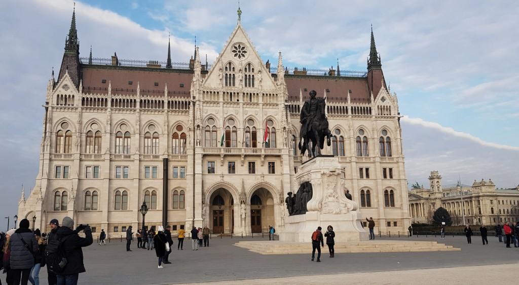 Parlament - Budapeszt
