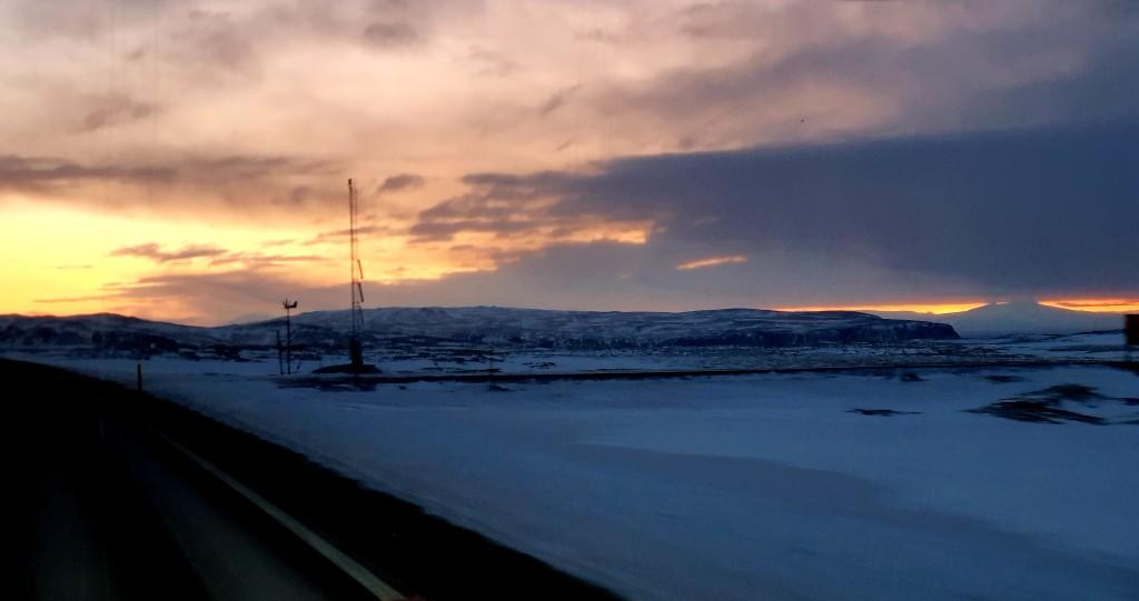 Islandia, cz. 3 - Południe wyspy