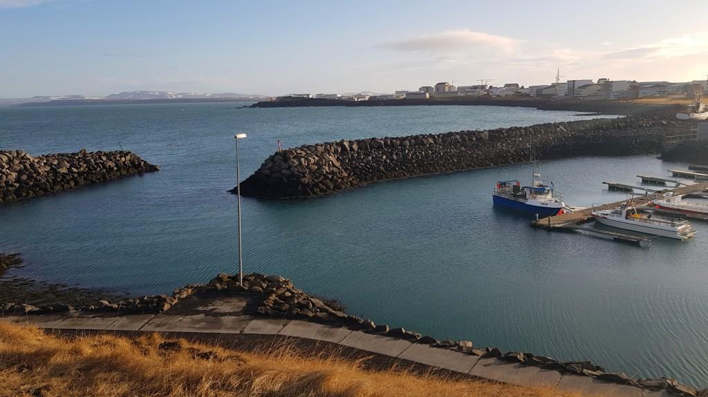 Keflavik zatoka, Islandia