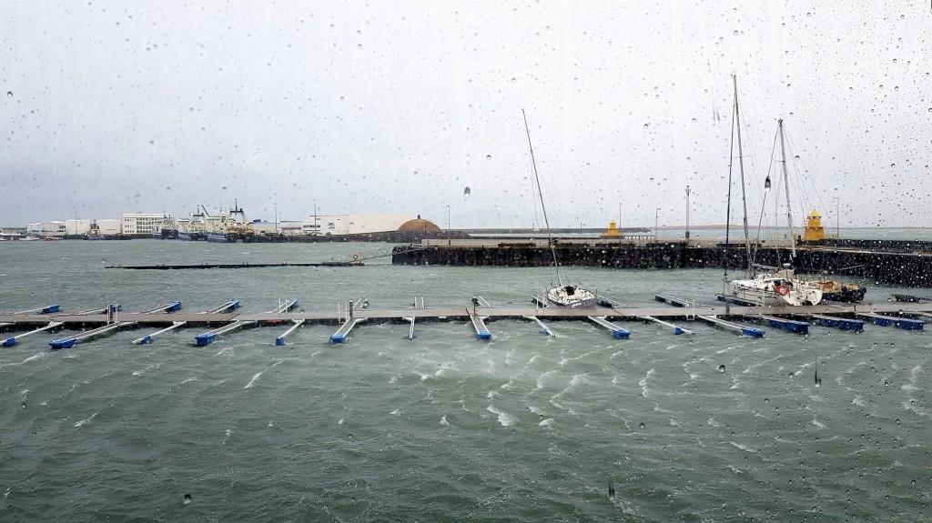 Reykjavik - zatoka