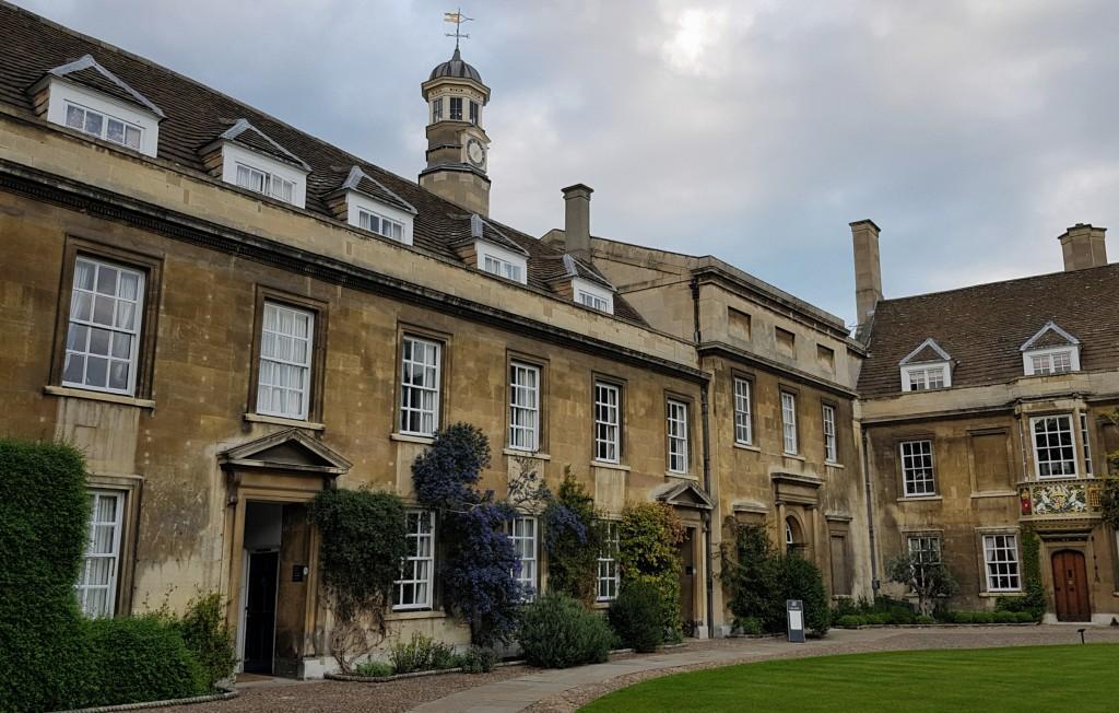 Cambridge, college
