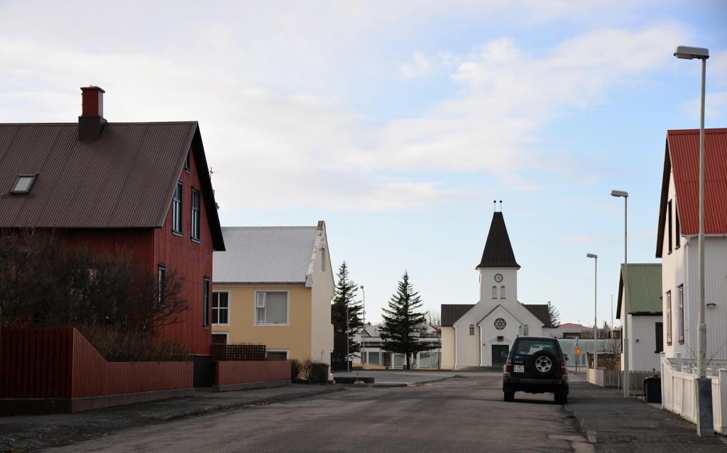 Keflavik, Islandia