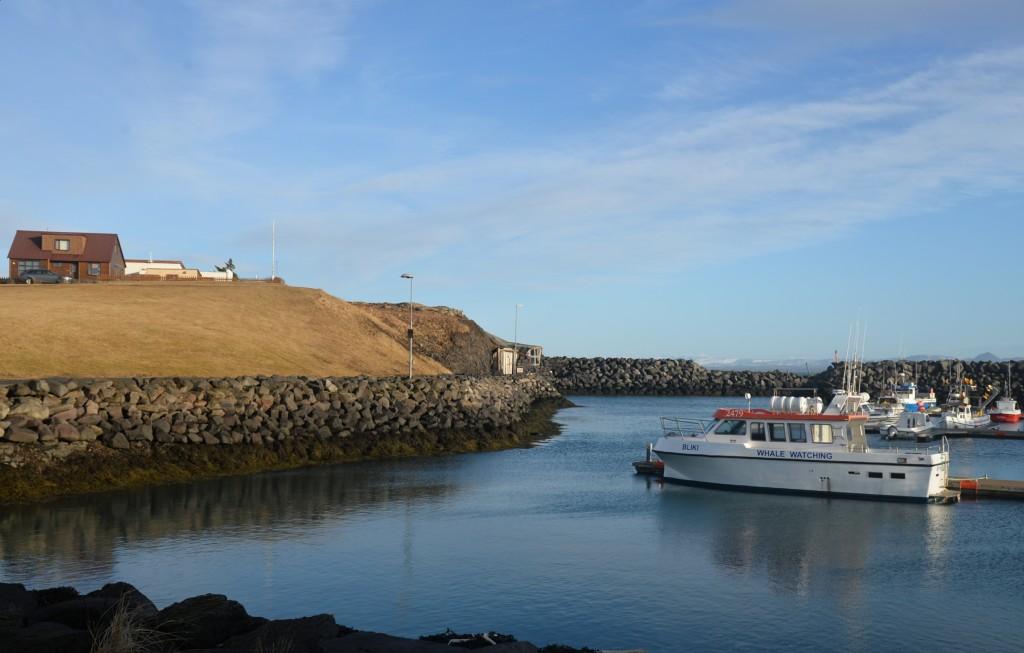 Keflavik, zatoka, Islandia
