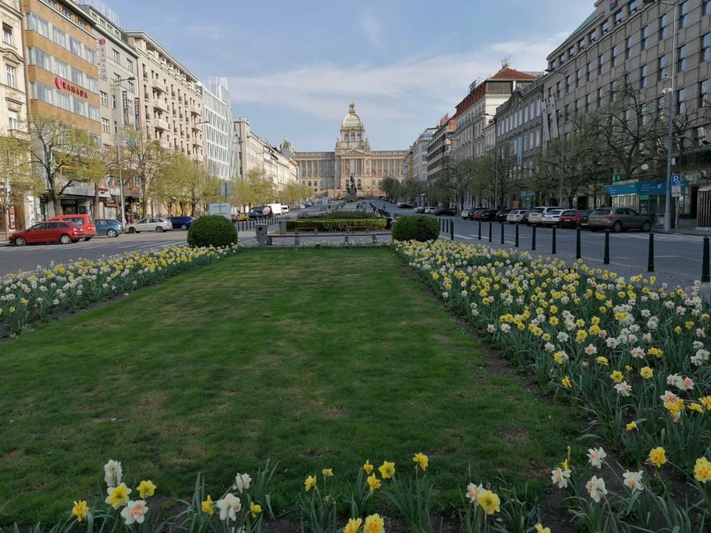 Praga, Plac Wacława