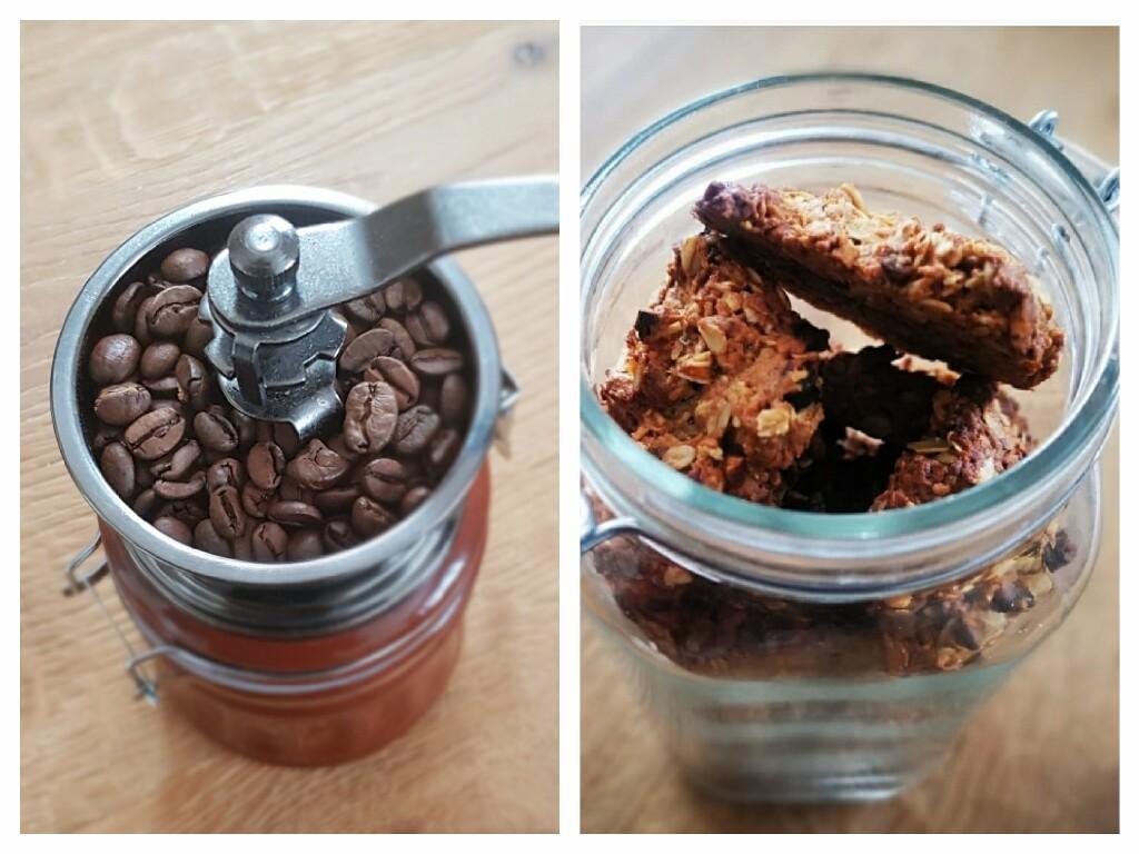 20. Ciastka i kawa