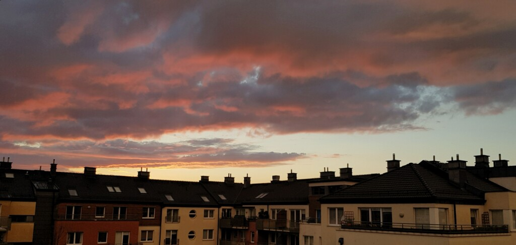 4. Koniec dnia nad Gdynia