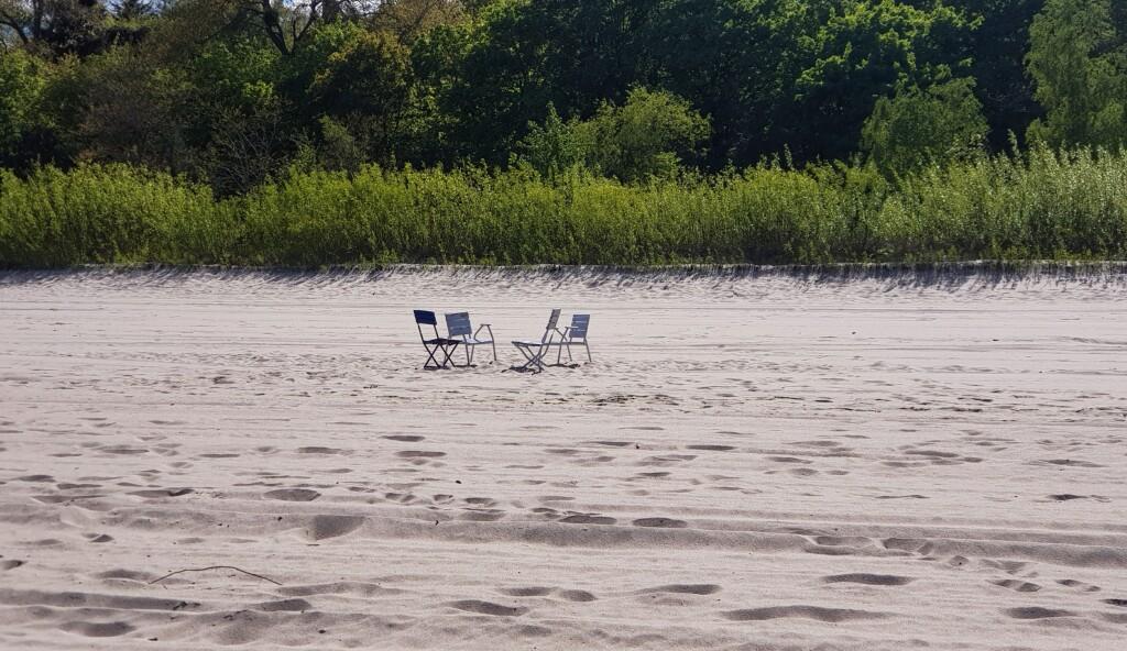 8. Siedziska nad morzem
