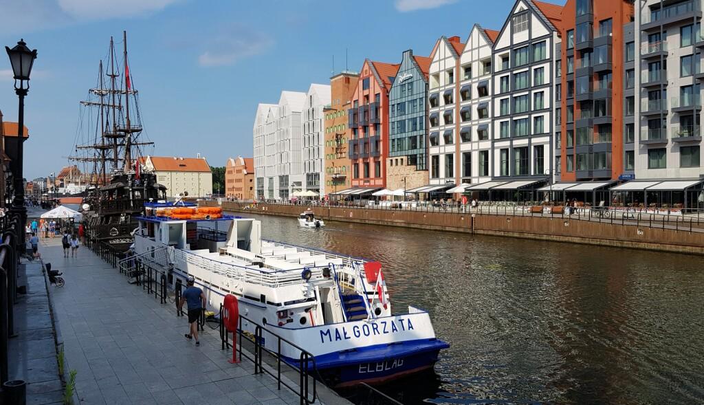 Gdańsk - Wyspa Spichrzów
