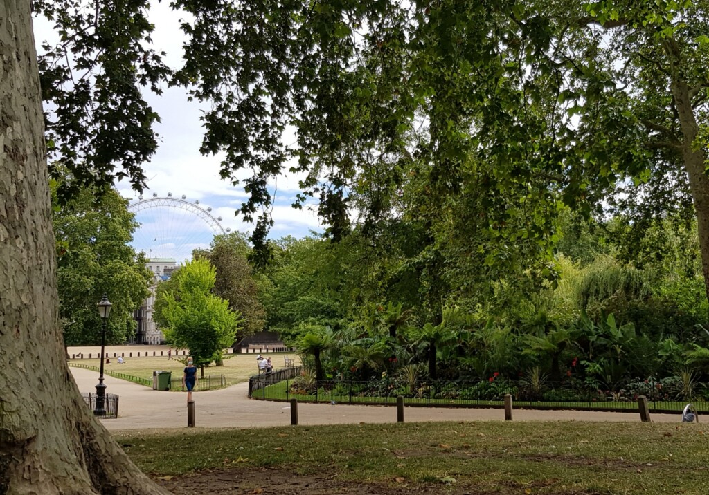 Londyn, St. James Park