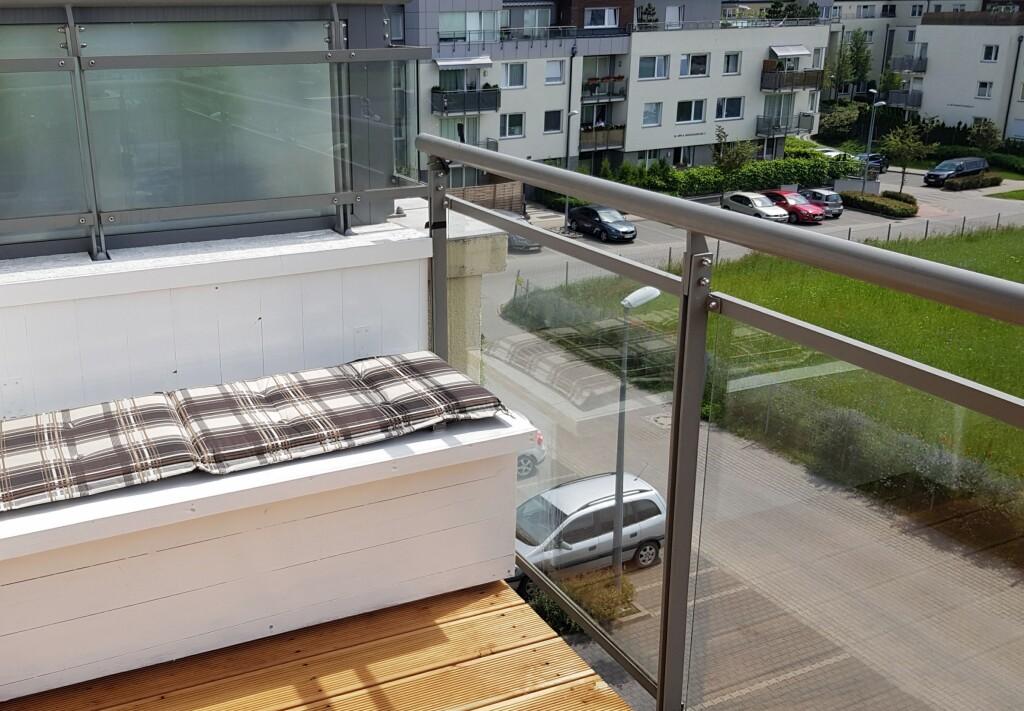Gdynia balkon