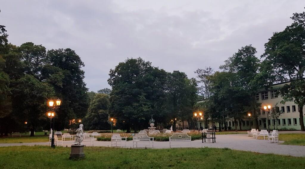 Park w Łodzi
