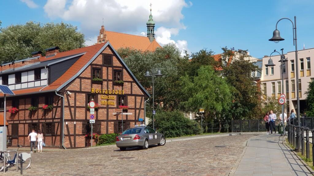 Bydgoszcz - Karczma Młyńska