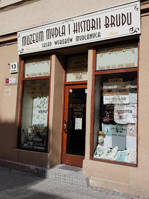 Bydgoszcz - Muzeum Mydła i Brudu