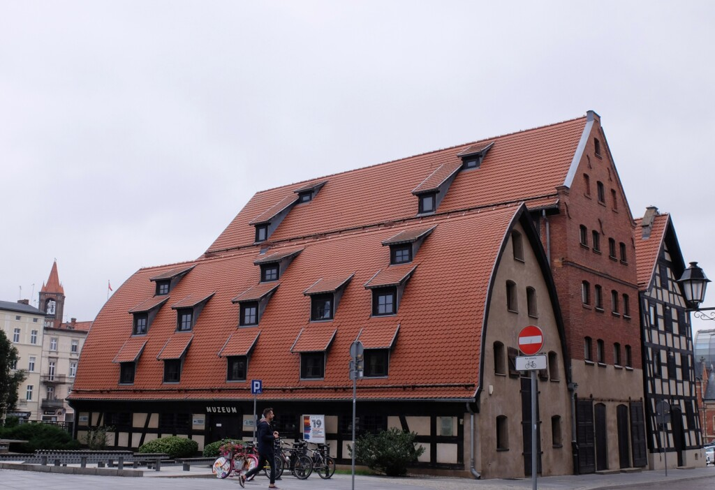 Bydgoszcz - domy szutrowe