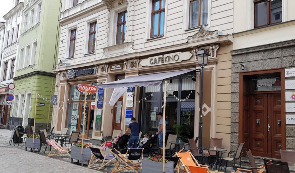 Cafe Kino, Bydgoszcz