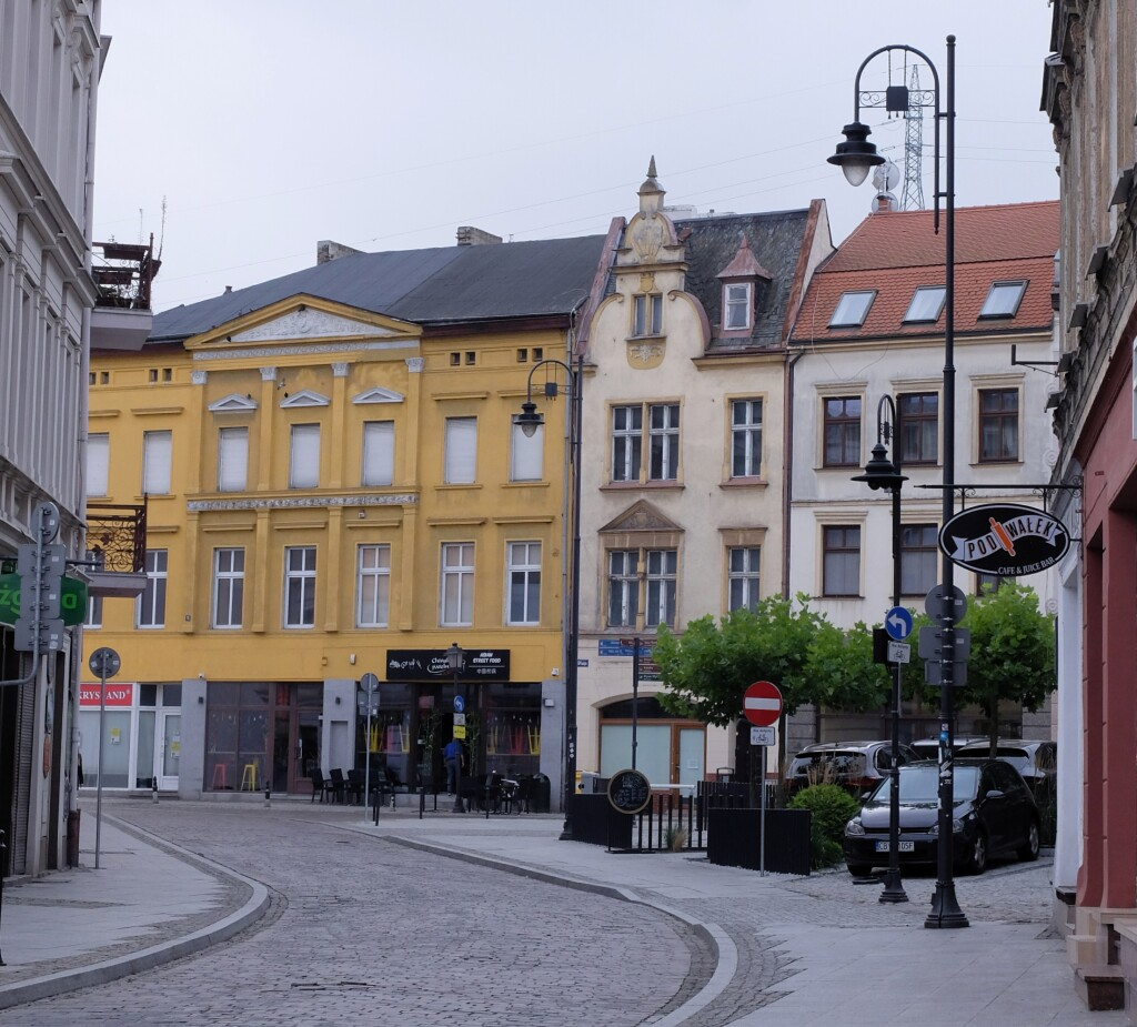 Na zakręcie do Parzymy kawę, Bydgoszcz