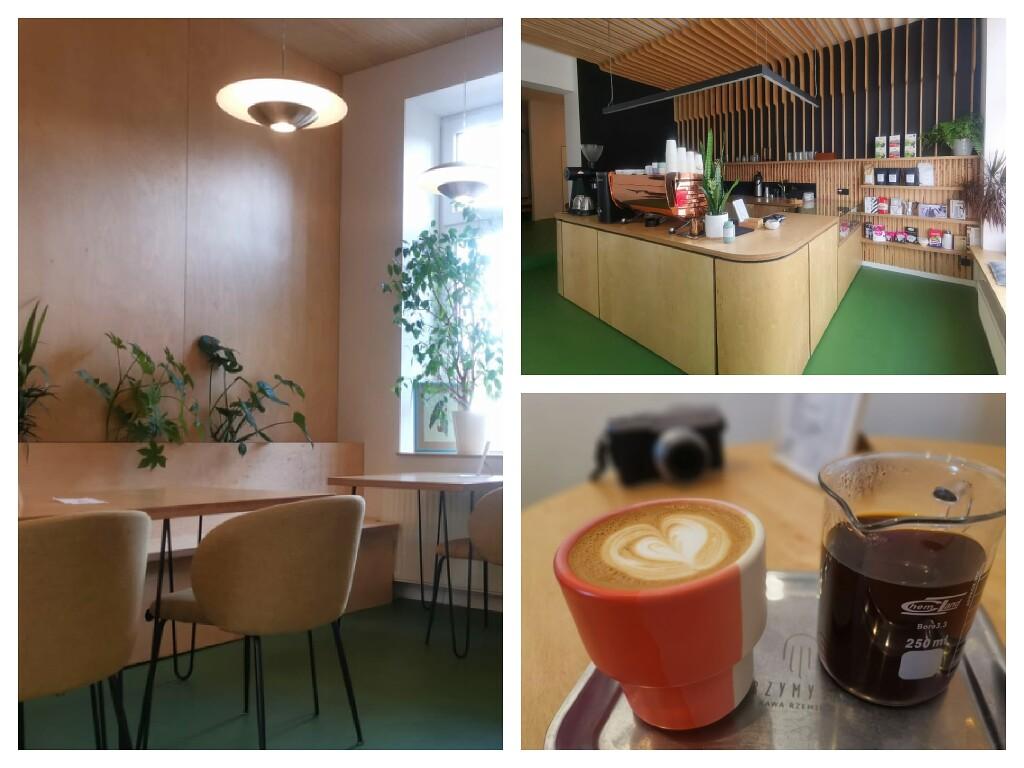 Parzymy kawę, Bydgoszcz