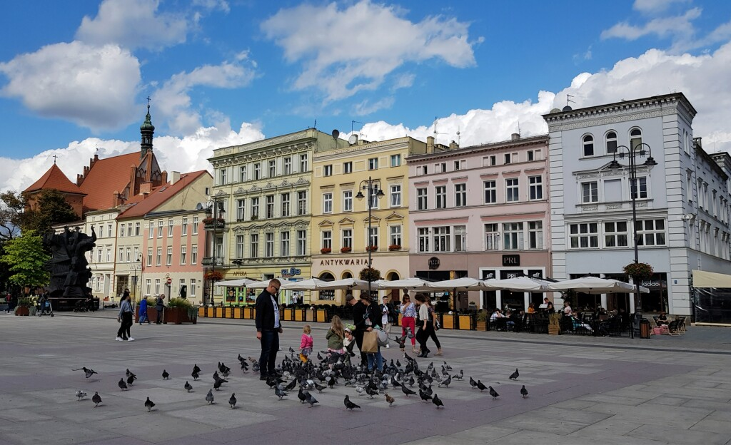 Rynek w Bydgoszczy