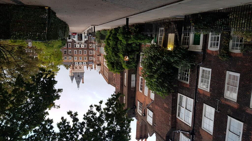 Dawny Londyn
