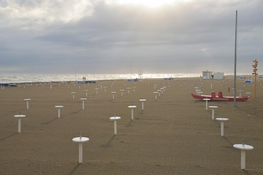 Grado, plaża