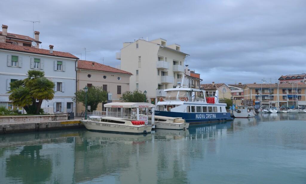 Grado - port