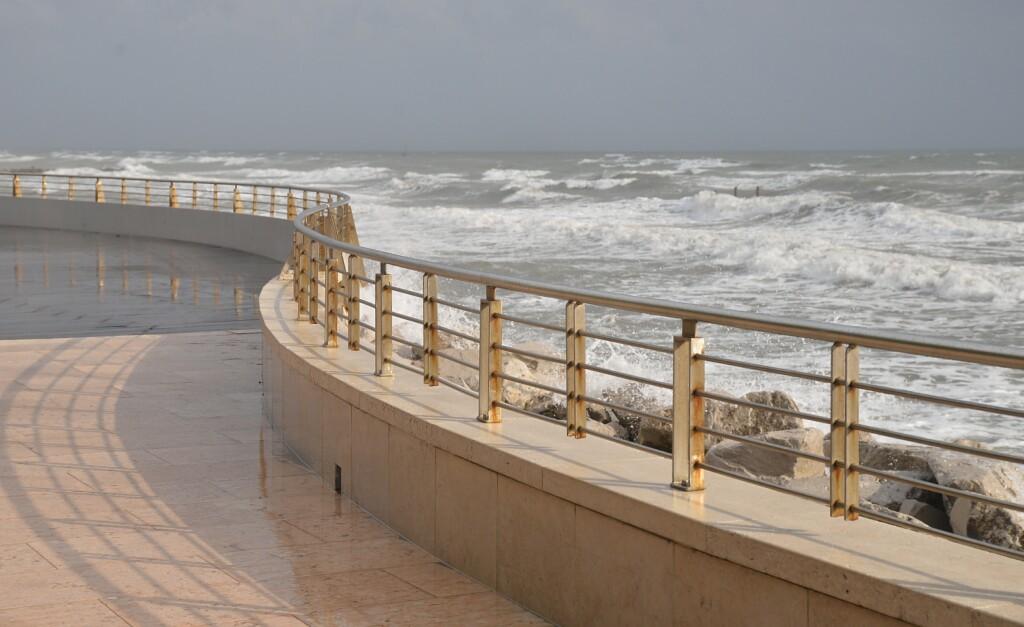 Grado - z widokiem na morze