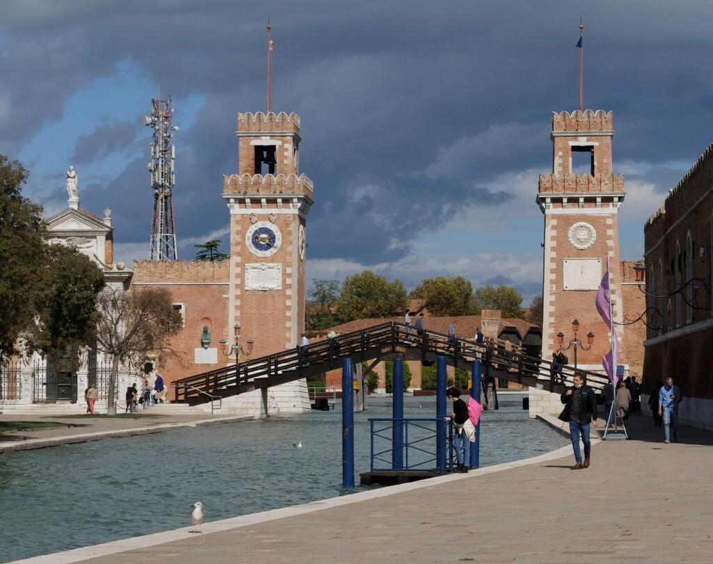 Wenecja - Arsenał