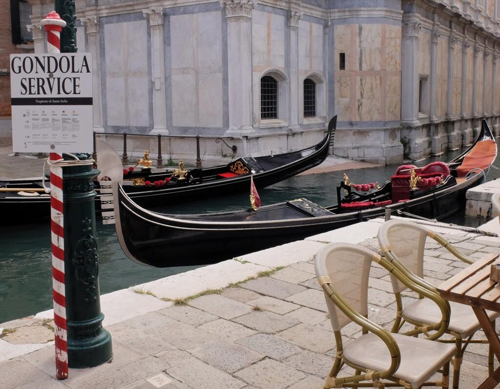 Wenecja - Gondola Service