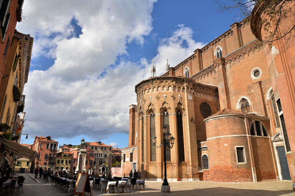 Wenecja - Katedra