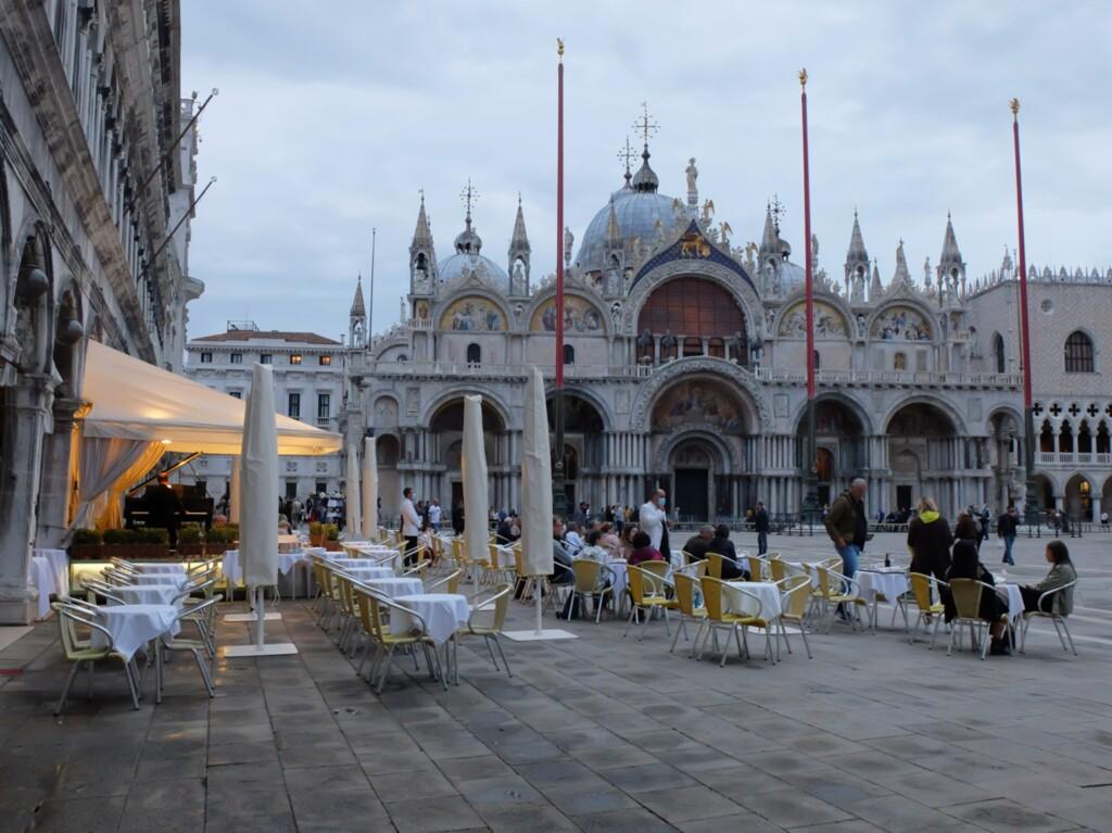 Wenecja - Pl. św. Marka