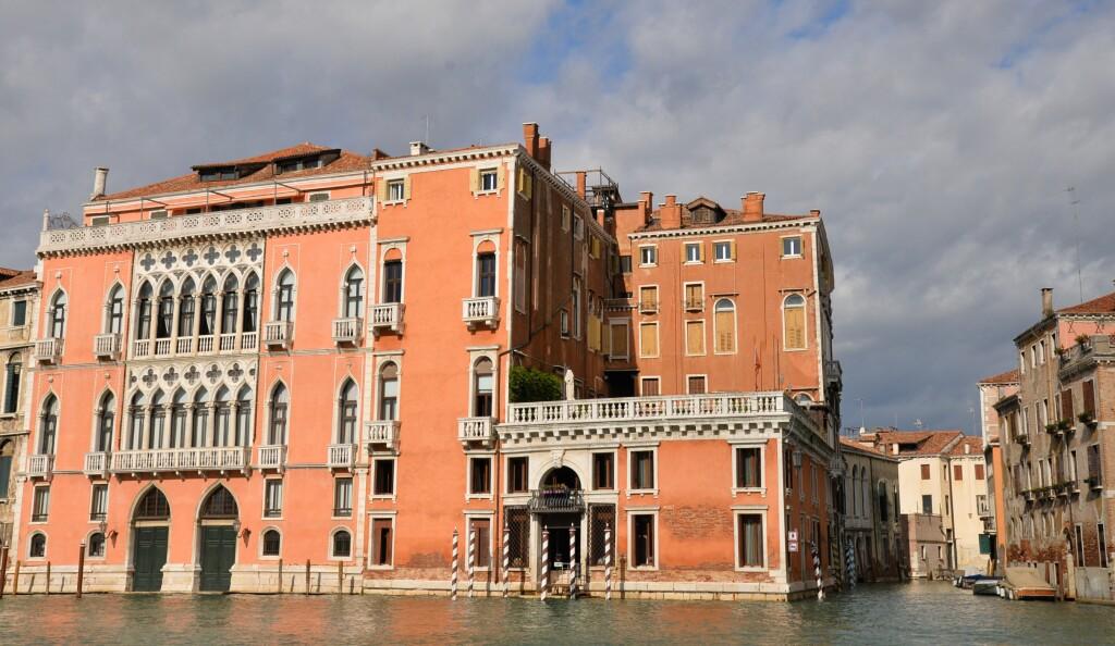 Wenecja - filmowy hotel z Turysty