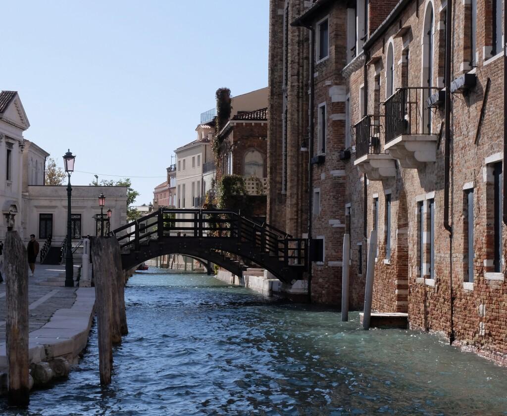 Wenecja - kolejny kanał