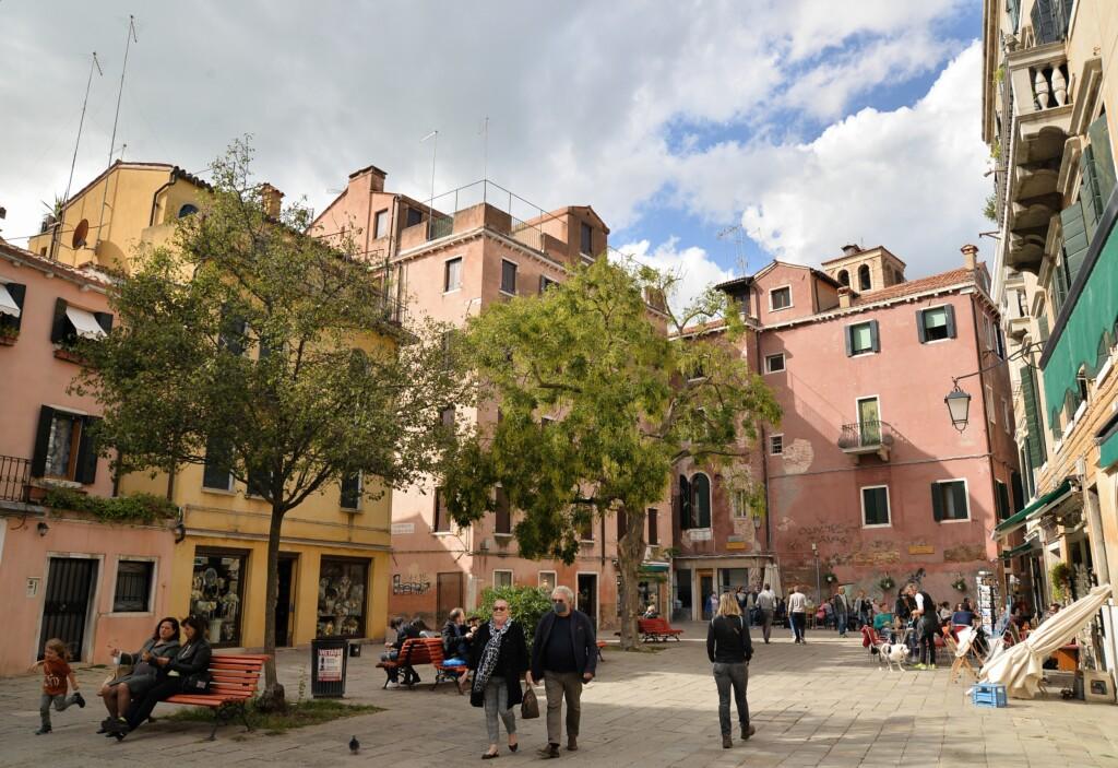 Wenecja - miasto