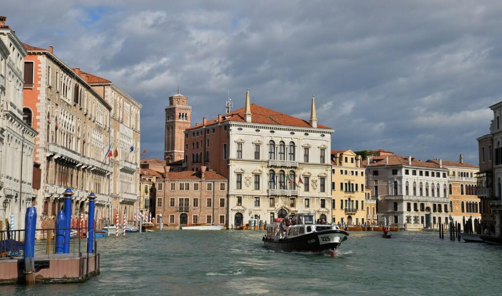 Wenecja - na kanale