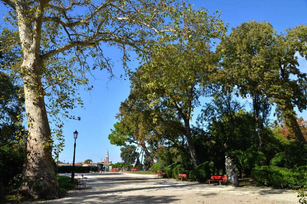 Wenecja - park miejski