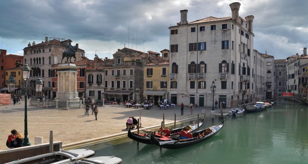 Wenecja -plac miejski