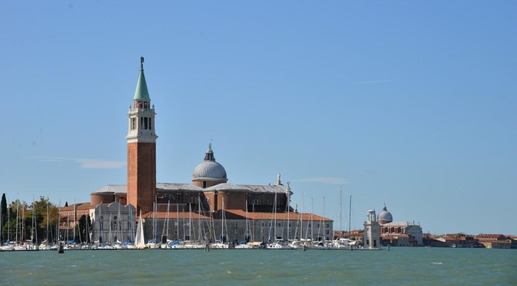 Wenecja - po drugiej stronie kanału