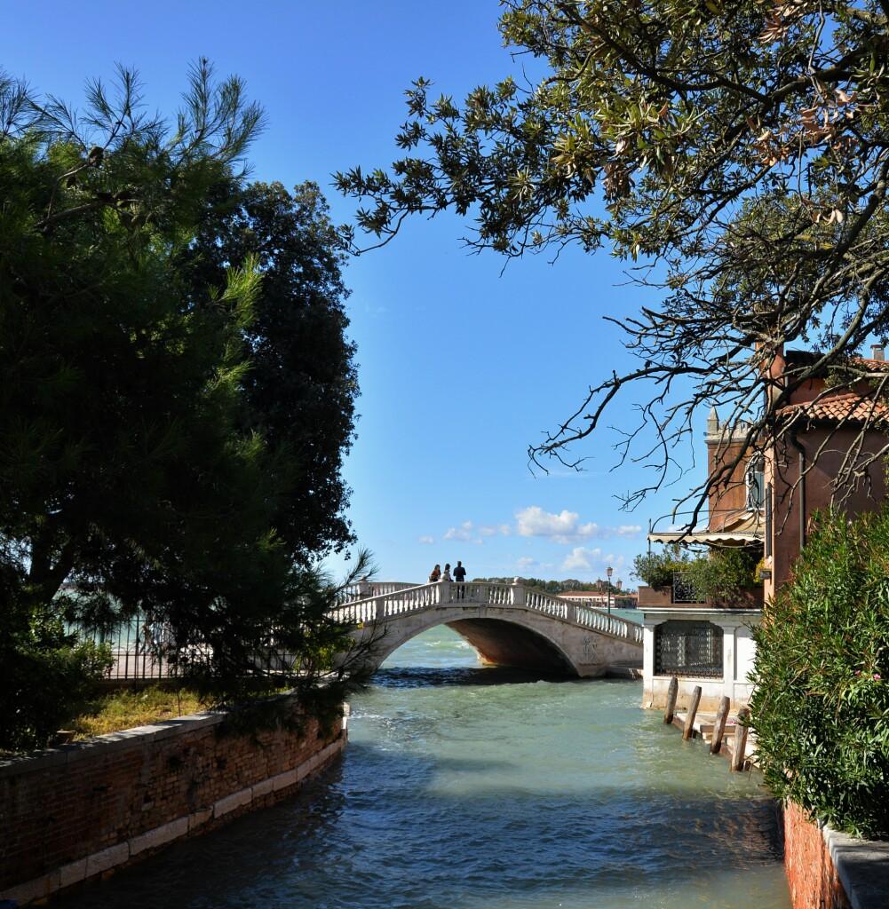 Wenecja - prawie koniec lądu