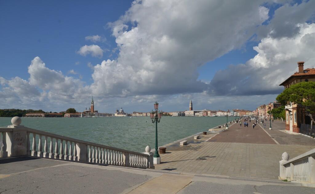 Wenecja - promenada