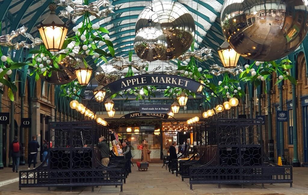 1. Covent Garden