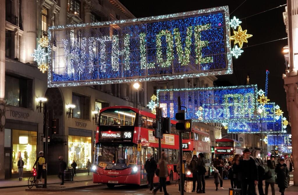 1. Oxford Street, London