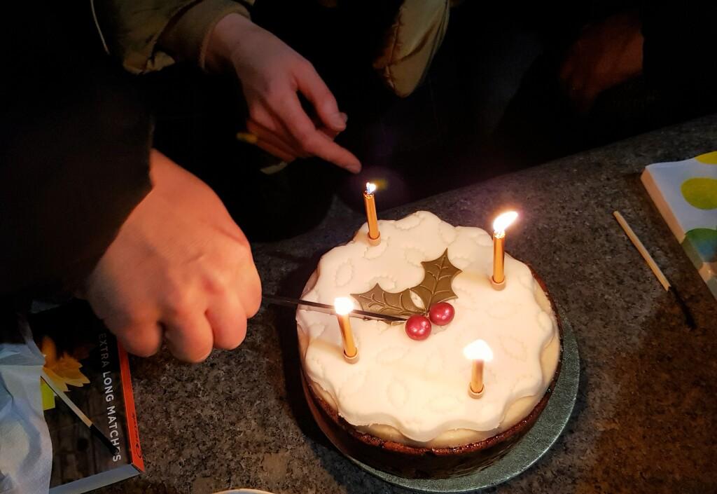 1. Urodziny pod chmurką